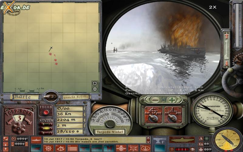 1914: Shells of Fury - 1914 - Die Schalen des Zorns 04