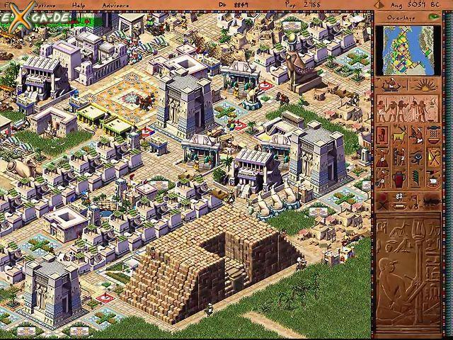 Caesar 3 - mastaba