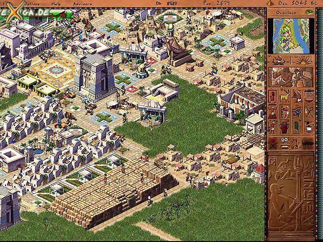 Caesar 3 - mastabau