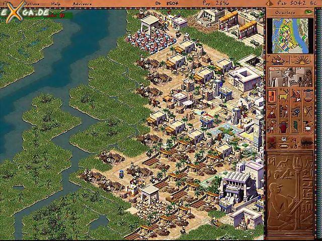 Caesar 3 - potnbrick