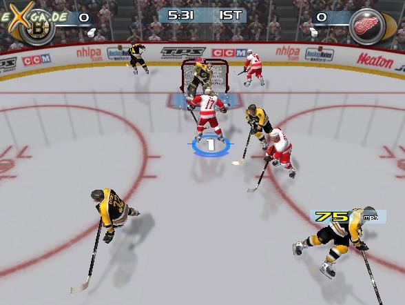 NHL Hitz Pro - NHL Hitz Pro PS2 10