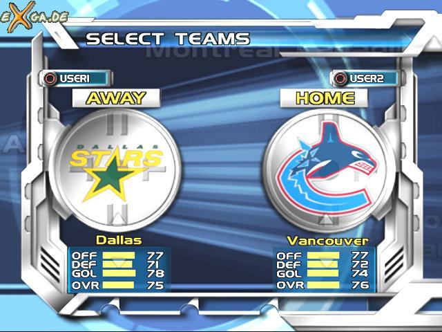 NHL Hitz Pro - NHL Hitz Pro PS2 12