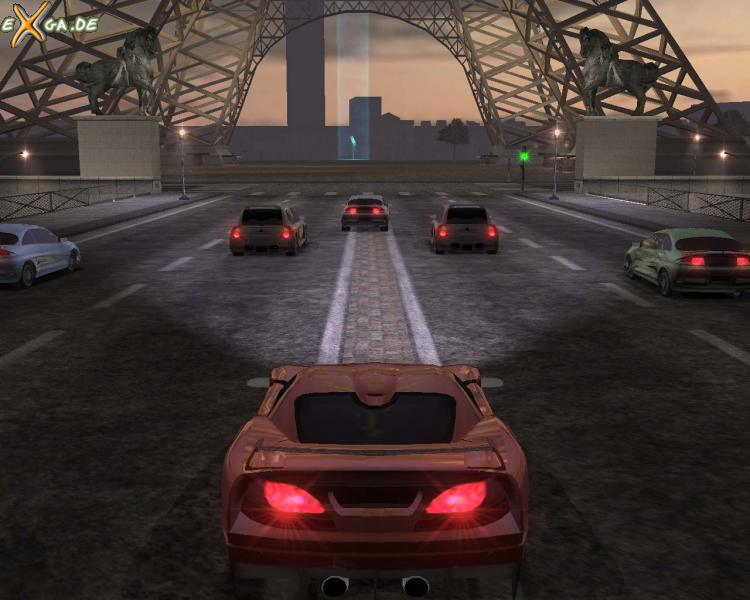 Midnight Club 2 - mc 2 eifelturm