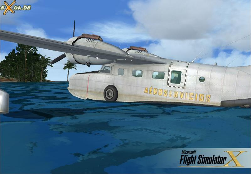 Microsoft Flight Simulator X - fs02