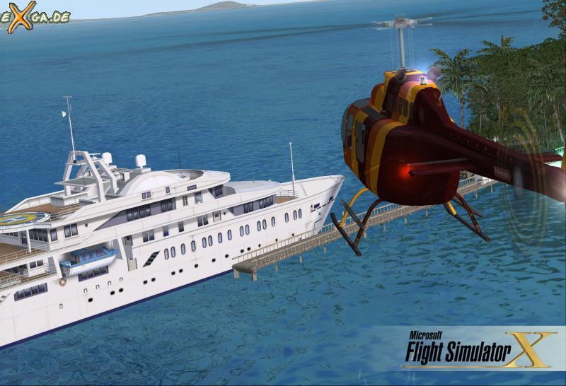 Microsoft Flight Simulator X - fs07
