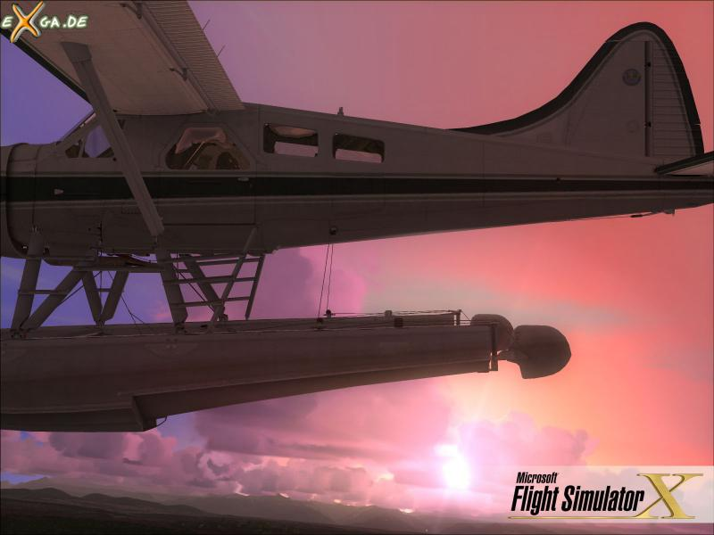 Microsoft Flight Simulator X - fs09