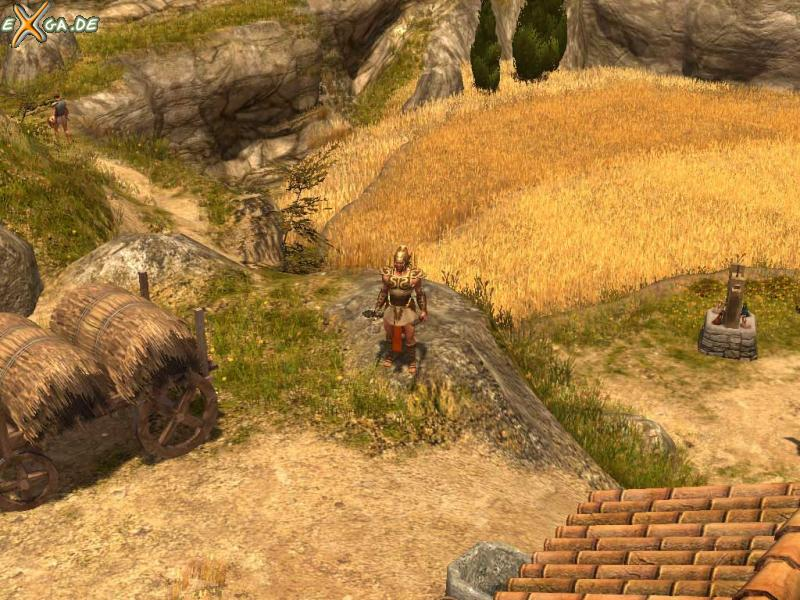 Titan Quest - landschaft
