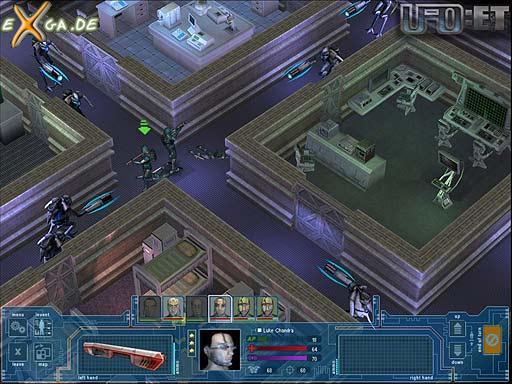 UFO: Extraterrestrials - caf base