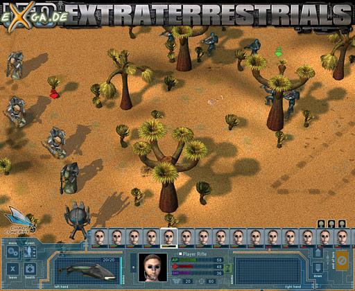 UFO: Extraterrestrials - return