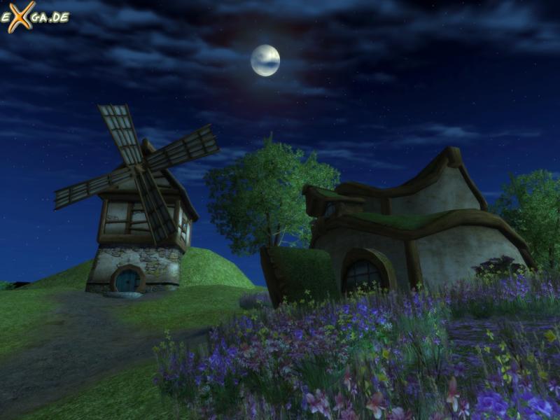 Der Herr der Ringe: Online - windmühle