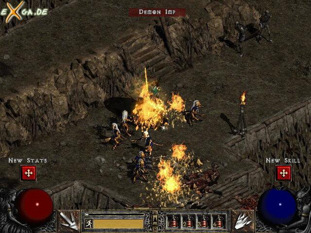 Diablo 2: Lord of Destruction - ss01